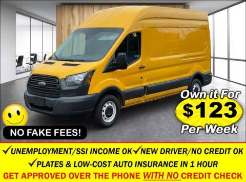 2018 Ford Transit Cargo for sale at AUTOFYND in Elmont NY
