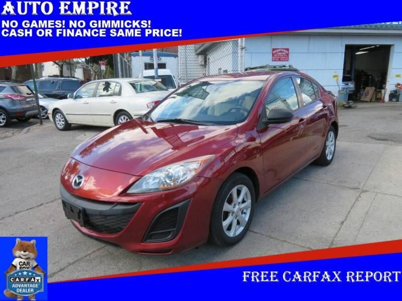 2010 Mazda MAZDA3 for sale at Auto Empire in Brooklyn NY