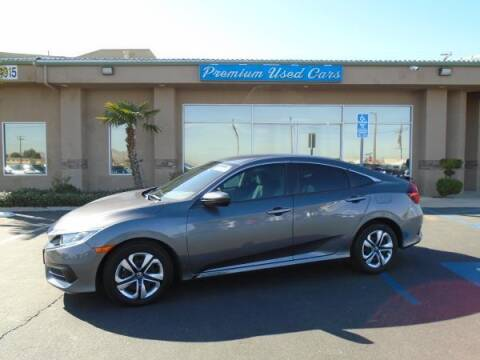 2018 Honda Civic for sale at Family Auto Sales in Victorville CA