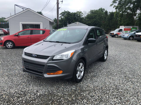 2014 Ford Escape for sale at Jims Auto Sales in Lakehurst NJ