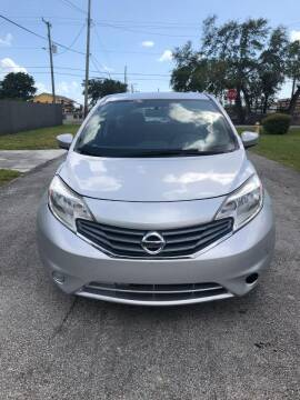 2015 Nissan Versa Note for sale at Rosa's Auto Sales in Miami FL