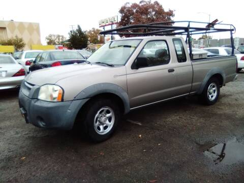 2004 Nissan Frontier for sale at Larry's Auto Sales Inc. in Fresno CA