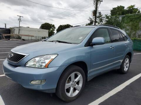 2008 Lexus RX 350 for sale at Eden Cars Inc in Hollywood FL