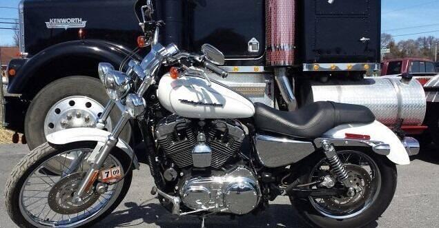 2005 Harley-Davidson Sportster for sale in Harrisonburg, VA