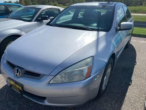 2003 Honda Accord for sale at 51 Auto Sales in Portage WI