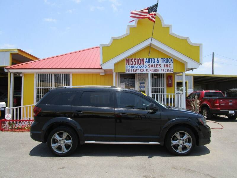 2017 Dodge Journey for sale at Mission Auto & Truck Sales, Inc. in Mission TX