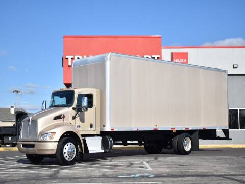 2018 Kenworth T270 for sale at Trucksmart Isuzu in Morrisville PA