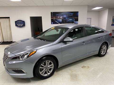 2015 Hyundai Sonata for sale at Used Car Outlet in Bloomington IL