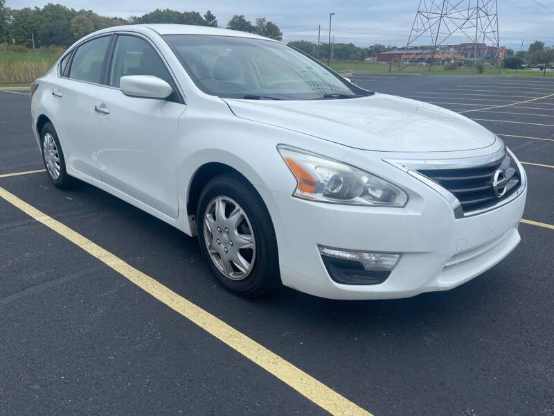 2014 Nissan Altima for sale at Quality Motors Inc in Indianapolis IN