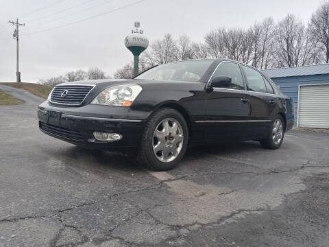 2003 Lexus LS 430 for sale at Sinclair Auto Inc. in Pendleton IN