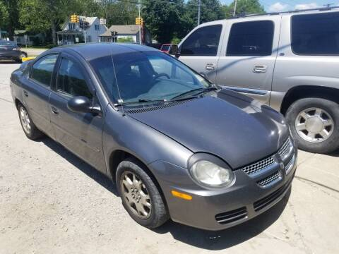 2003 Dodge Neon for sale at D & D All American Auto Sales in Mt Clemens MI