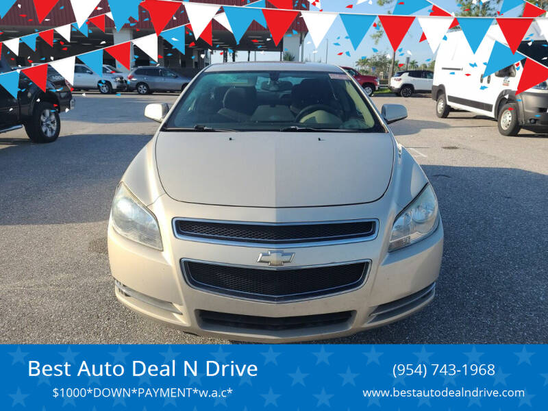 2011 Chevrolet Malibu for sale at Best Auto Deal N Drive in Hollywood FL