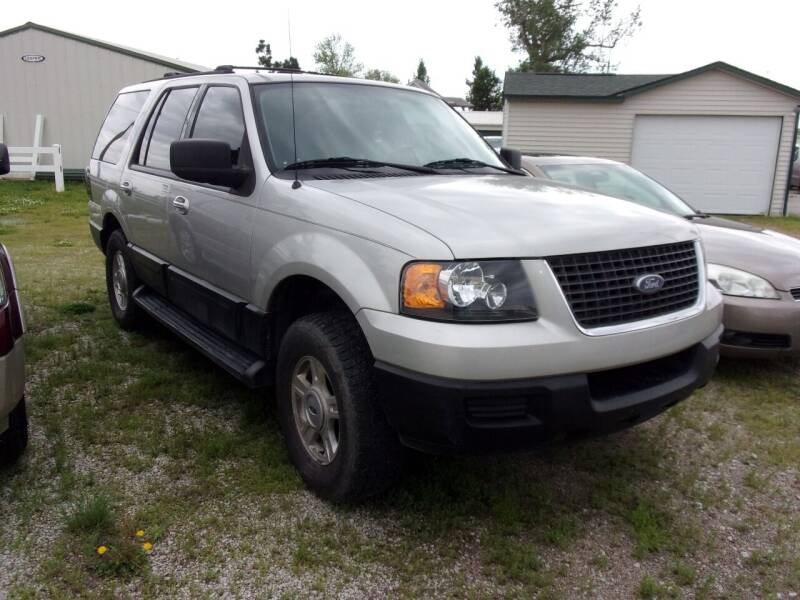 2003 Ford Expedition for sale at CHUCK ROGERS AUTO LLC in Tekamah NE