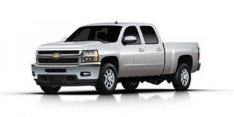 2012 Chevrolet Silverado 2500HD for sale at Gary Uftring's Used Car Outlet in Washington IL