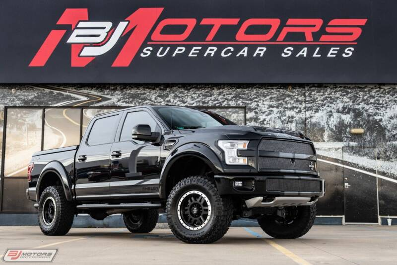 2016 Ford F-150 for sale at BJ Motors in Tomball TX