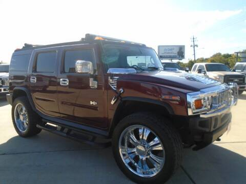 2006 HUMMER H2 for sale at Premier Foreign Domestic Cars in Houston TX