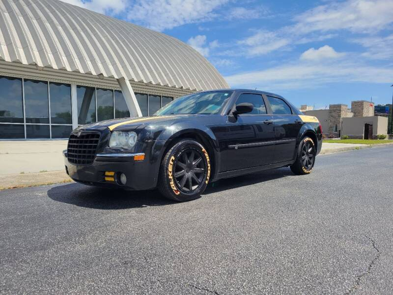 2008 Chrysler 300 for sale at Middle Man Auto Sales in Savannah GA