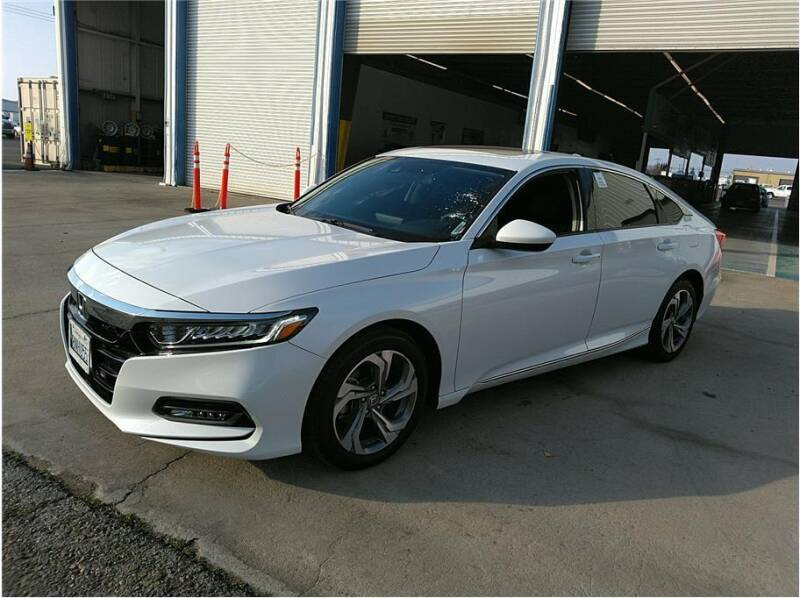 2020 Honda Accord for sale at Dealers Choice Inc in Farmersville CA