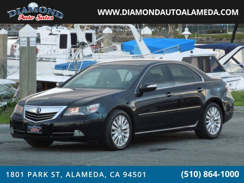 2011 Acura RL for sale in Alameda, CA