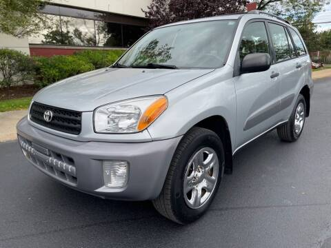 2003 Toyota RAV4 for sale at Northeast Auto Sale in Wickliffe OH