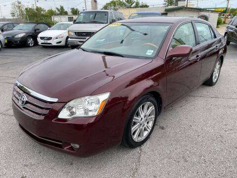 2006 Toyota Avalon for sale at ASHLAND AUTO SALES in Columbia MO
