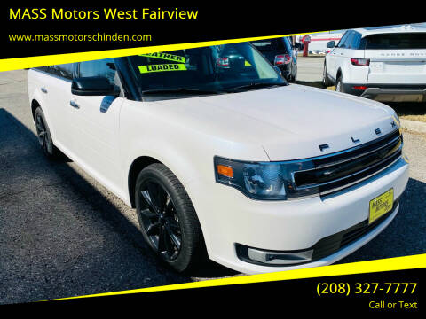 2017 Ford Flex for sale at MASS Motors West Fairview in Boise ID