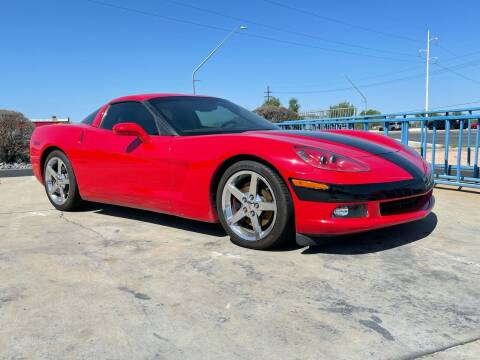 2008 Chevrolet Corvette for sale at TANQUE VERDE MOTORS in Tucson AZ