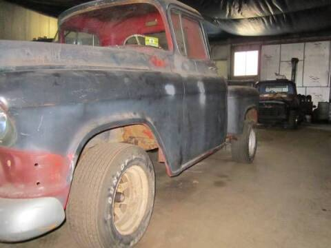 1955 Chevrolet Apache for sale at Classic Car Deals in Cadillac MI