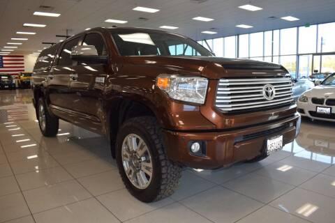 2014 Toyota Tundra for sale at Legend Auto in Sacramento CA