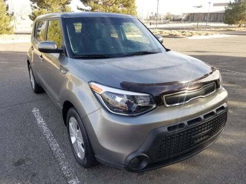 2014 Kia Soul for sale at Red Rock's Autos in Denver CO