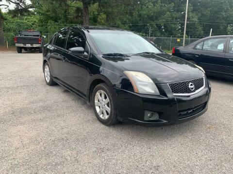 2008 Nissan Sentra for sale at Super Wheels-N-Deals in Memphis TN