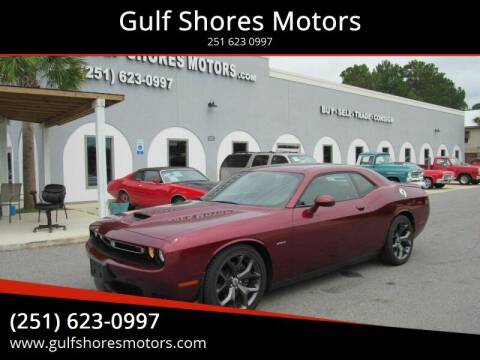 2019 Dodge Challenger for sale at Gulf Shores Motors in Gulf Shores AL