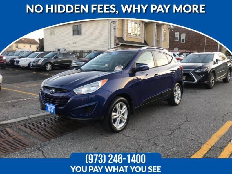 2012 Hyundai Tucson for sale at Route 46 Auto Sales Inc in Lodi NJ