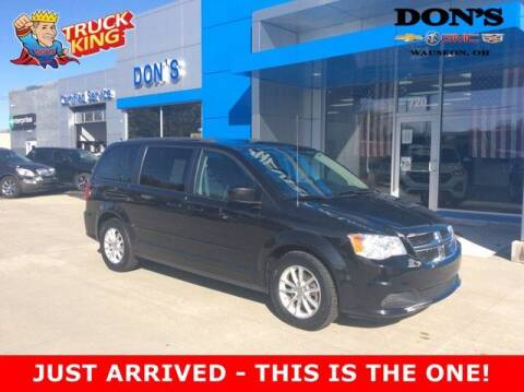 2016 Dodge Grand Caravan for sale at DON'S CHEVY, BUICK-GMC & CADILLAC in Wauseon OH