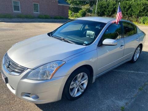 2012 Nissan Altima for sale at Hilton Motors Inc. in Newport News VA