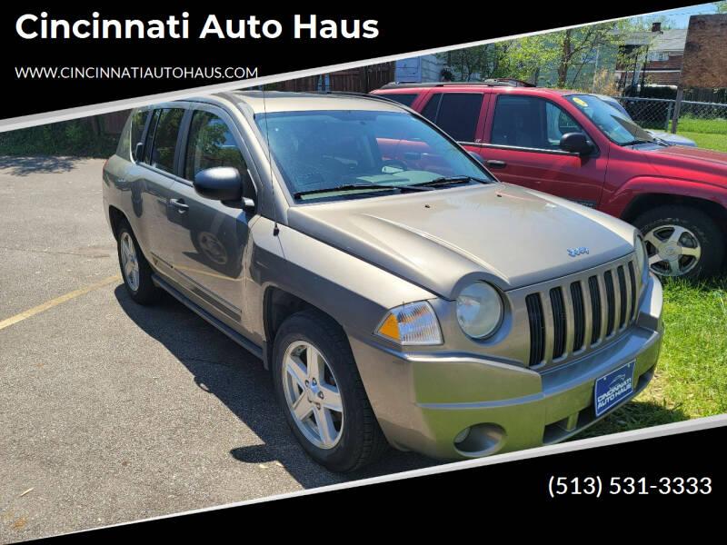 2008 Jeep Compass for sale at Cincinnati Auto Haus in Cincinnati OH