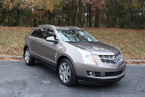2011 Cadillac SRX for sale at El Patron Trucks in Norcross GA