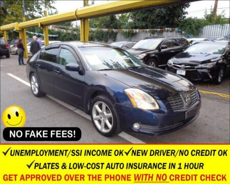 2006 Nissan Maxima for sale at AUTOFYND in Elmont NY