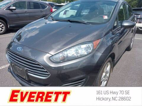 2018 Ford Fiesta for sale at Everett Chevrolet Buick GMC in Hickory NC