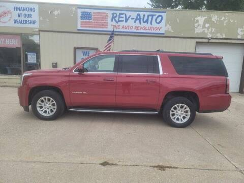 2015 GMC Yukon XL for sale at Rev Auto in Clarion IA