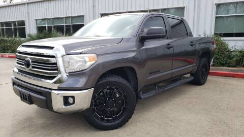 2017 Toyota Tundra for sale at Houston Auto Preowned in Houston TX