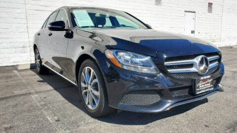 2015 Mercedes-Benz C-Class for sale at ADVANTAGE AUTO SALES INC in Bell CA