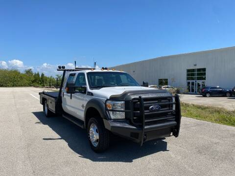2013 Ford F-550 Super Duty for sale at Prestige Auto of South Florida in North Port FL
