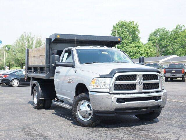 2017 RAM Ram Chassis 3500 for sale in Mercer, PA
