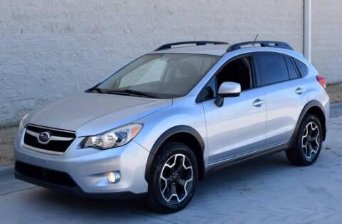 2013 Subaru XV Crosstrek for sale at Raleigh Auto Inc. in Raleigh NC