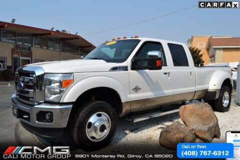 2014 Ford F-350 Super Duty for sale at Cali Motor Group in Gilroy CA