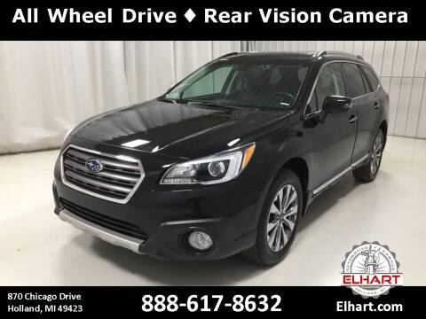 2017 Subaru Outback for sale at Elhart Automotive Campus in Holland MI