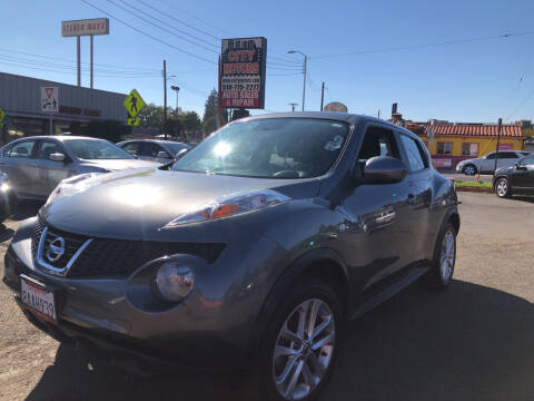 2012 Nissan JUKE for sale at City Motors in Hayward CA