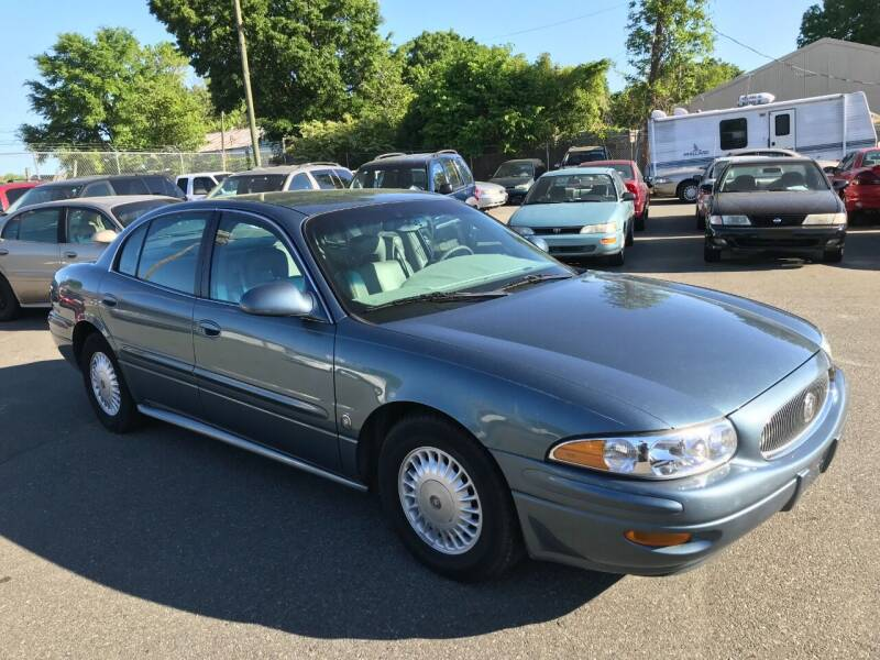 2001 Buick LeSabre for sale at Mike's Auto Sales of Charlotte in Charlotte NC