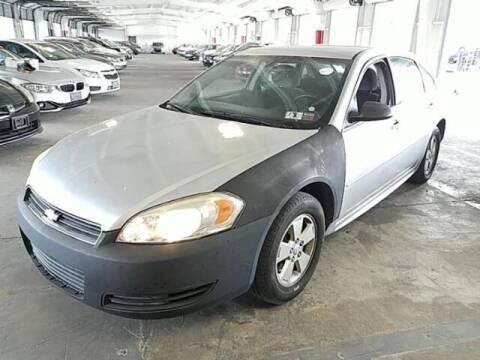 2010 Chevrolet Impala for sale at Ebert Auto Sales in Valdosta GA